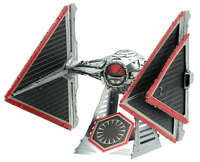 Metal Earth Star Wars The Rise of Skywalker Sith Tie Fighter Model Kit