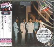 TAVARES-IN THE CITY-JAPAN CD Ltd/Ed B63