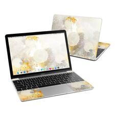 Apple MacBook 12in Skin - White Velvet by Iveta Abolina - Sticker Decal