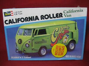 California Roller VW Kombi Custom Van Volkswagen Revell 1:25 Model Kit 7304