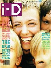 I-D #52 10/1987 The New Brits ALICE WALPOLE Morrissey THE SMITHS Patty Kelly