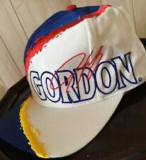 NWOT Jeff Gordon 1997 NASCAR Winston Cup Champion Embroidered Snap Back Cap/Hat