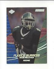 2000 Collector's Edge Supreme #163 Plaxico Burress RC Steelers Michigan St /2000