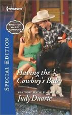 Having the Cowboy's Baby (Brighton Valley Cowboys) by Duarte, Judy