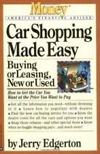 Car Shopping Made Easy: Buying or Leasing, New or Used (Money - America's Financ