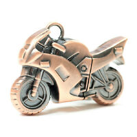 16GB Cool Metal Punk Style Motorbike Motorcycle Memory Stick USB 2.0 Flash Drive
