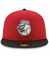 Cincinnati Reds New Era Official Low Profile 59FIFTY Fitted Hat