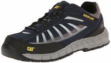 Caterpillar Men's Infrastructure Steel Toe Lace Up Work Shoes Sneakers