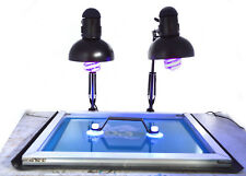 Simple Model Exposure Unit Screen Printing Plate Making Design Machine UV Light