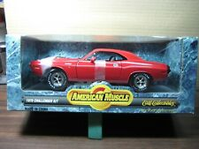 CHALLENGER R/T_(Red 1970)_American Muscle_Original sealed box