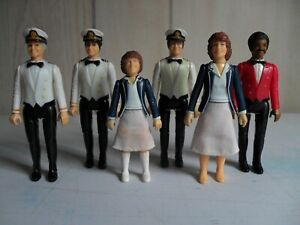 The Love Boat Action Figures  - Mego, 1981