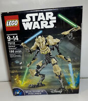 LEGO Star Wars General Grievous 2015 (75112) NEW SEALED IN BOX