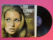 The Ray Conniff Singers - It's The Talk Of The Town, Hallmark SHM-741 Ex A1/B1