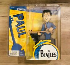 The Beatles Paul McCartney Saturday Morning Cartoon 2004 McFarlane Toys Figure