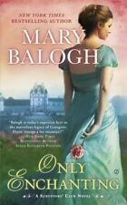 Only Enchanting by Mary Balogh *#4 Survivor's Club* LN (2014 PB) Comb ship avail