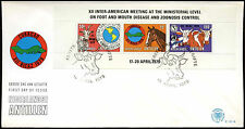 Netherlands Antilles 1979 Foot And Mouth Disease M/S FDC First Day Cover #C26692