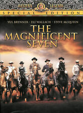 The Magnificent Seven ~ New Factory Sealed Special Edition DVD WS FREE Shipping