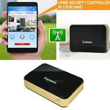 Wireless WiFi Video Doorphone Doorbell Intercom Monitor Security for Android iOS