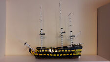 Lego Linienschiff / Ship of the Line 'HMS Royal Sovereign' MOC
