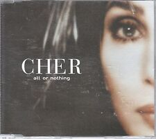 Cher CD-MAXI ALL OR NOTHING  /  PROMO  / METRO MIX  /  1 TRACK