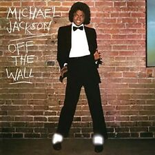Michael Jackson off The Wall CD 2016 Gatefold Card Sleeve Quincy Jones Epic