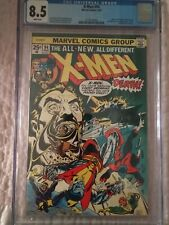 X-MEN #94 CGC 8.5!! White Pages!! Please See Below!!