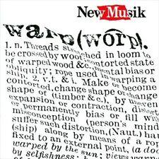NEW MUSIK - WARP * USED - VERY GOOD CD