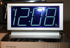 Sveglie e radiosveglie blu in plastica, 24 ore