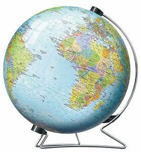Ravensburger - World Globe 3D Puzzle 550pc