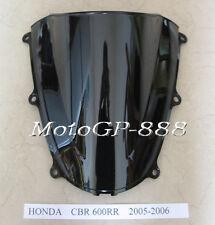 BULLE SAUT Pr Pare Brise Windscreen DE VENT Honda CBR600 CBR 600 RR 2005-2006 F5
