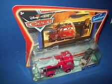 DISNEY PIXAR CARS Movie Moments Supercharged 1:55 Diecast - ROD & STANLEY SEALED