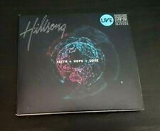 CD ALBUM - HILLSONG - FAITH + HOPE + LOVE