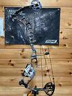 "NEW Prime Centergy Hybrid 50-60lb 28"" RH REALTREE XTRA Camo Hunting Bow Archery"