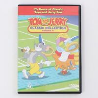Tom & Jerry Classic Collection Volume 4 DVD [PAL Region 4]