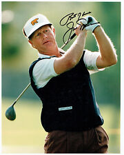 Jack NICKLAUS SIGNED Autograph 10x8 Photo AFTAL GOLF Masters Open PGA Winner