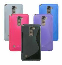 Gel Silicone Cover Silicone Case Accessory Cover for LG Stylus 2 (K520) @ Cofi