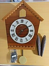 Vintage Soviet cuckoo clock. Mayak. They work great.