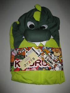 Sazac Green Dinosaur Kigurumi - Adult Costume Medium Short Sleeve Leg Summer #2