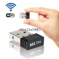 150Mbps USB WiFi Wireless Adapter 802.11n/g/b 150M PC Computer Network LAN Card