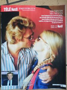 Sylvie Vartan recent cover magazine