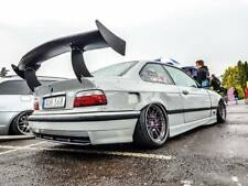 BMW E36 / E46 BIG WING / SPOILER (drag wing, bcl, drift) BY MUSK CUSTOMS