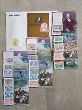 REPUBBLICA ITALIANA EMISSIONE COLOMBO 1992 18 FOGLIETTI PORTOGALLO-SPAGNA-USA **