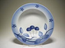 THUN Blue Cherry - 4x minestre piatto 22cm