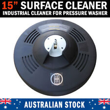 "Industrial Grade 15"" inch Surface Cleaning Cleaner For Pressure Washer"