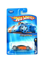MOC Hot Wheels #44 2005 First Editions Torpedoes #4 Itso Skeenie