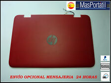 CARCASA POSTERIOR/BACK COVER LCD HP PAVILION X360 13-A SERIES ROJO/RED JTE3Y62TP
