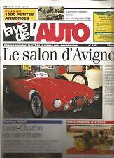 LA VIE DE L'AUTO N°935 SALON D'AVIGNON / RALLYE VHC / SALON DE LA MAQUETTE