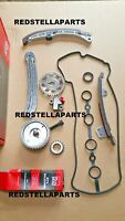 FAI Timing Chain Kit TCK297VVT  TOYOTA PRIUS YARIS 1.5 HYBRID 1NZ-FXE W2 W1 P13