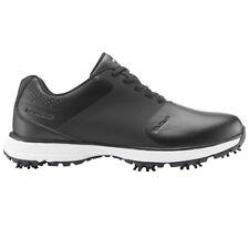 Stuburt PCT II Sport DRI-Back Waterproof Spiked Golf Shoes - Black