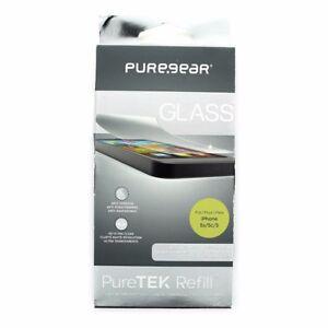 PureGear PureTEK Refill Screen Protector for iPhone 5 5S 5C